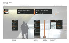 Museum Signage - Masterplan