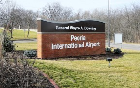Airport Signage - Main Entrance Sign