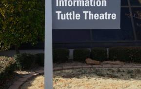Exterior Signage - Educational Institution
