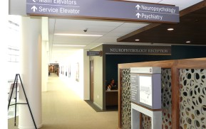 Hospital Signs - Directional Signage